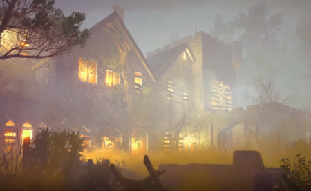 Un fan de The Haunting of Hill House recrée le manoir dans Far Cry 5
