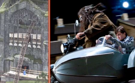 Harry Potter : Hagrid va avoir sa propre attraction ! Qui veut y aller ?