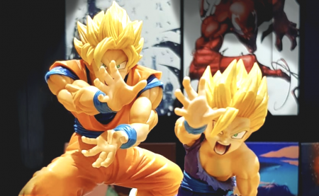 Un pop up store Dragon Ball ouvre ses portes à Paris !