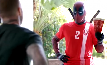 Les moments les plus fous de la promo de Deadpool 2