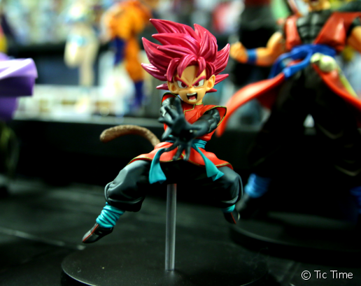 Dragon Ball Heroes : déjà les figurines