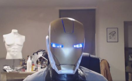 Ce cosplay Iron Man est juste incroyable !