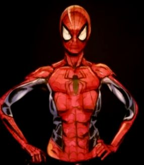 Kay Pike réalise d'incroyables body painting 100% geeks